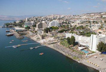 Israel, Tiberias: descrição, história, atrações e comentários