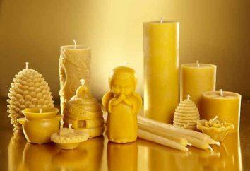 Jak zrobić świece woskowe z rękami