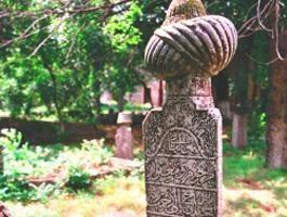 cimitero musulmano a Mosca