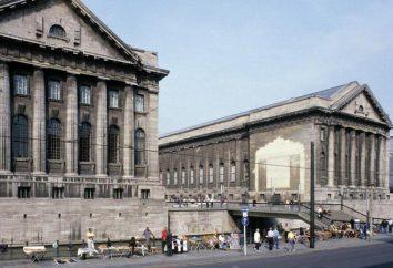 Musée de Pergame à Berlin: description, histoire, faits et commentaires intéressants