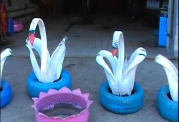 Swan du pneu: il est très facile!