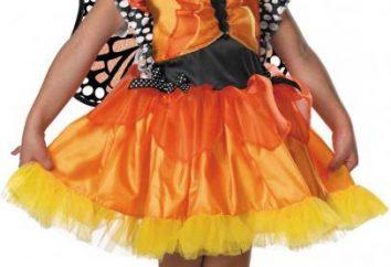 """Schönes Kostüm """"Butterfly"""" für das Baby"""