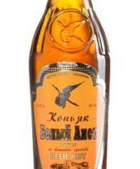 """""""Weißstorch"""" – Cognac für wahre Gourmets"""