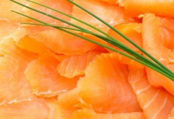 salmão Chum no forno. Receita para uma deliciosa iguaria