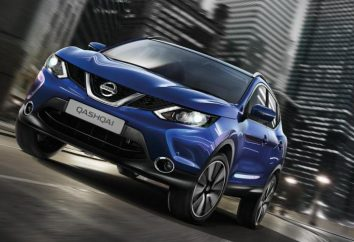 """Samochodów """"Nissan Qashqai"""" (2016) Opinie właścicieli"""