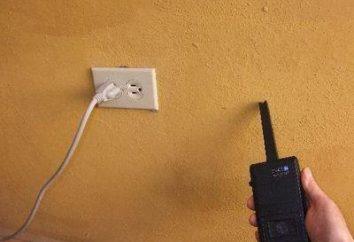 rinçage du détecteur – assistant les réparations nécessaires