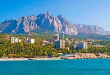"""Sanatorium """"Miskhor"""" (Yalta, Crimea) Prezzi, recensioni, indicazioni, numero di telefono, altra informazione"""