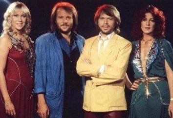 """""""ABBA"""" (grupa): historia tworzenia, imiona, nazwiska i biografia uczestników"""