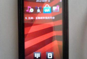 Telefon Nokia 5530 XpressMusic: szczegóły, opis, opinie klientów i ocena