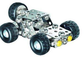 concepteur en métal pour un enfant – un grand jouets amusants