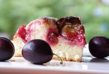 Recette pour gâteau aux prunes: simple et délicieux
