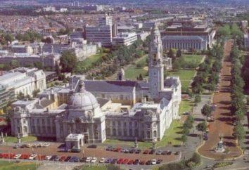 La capitale del Galles è Cardiff