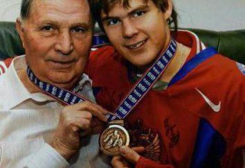 Tikhonov Victor Jr. – una nueva estrella del hockey ruso