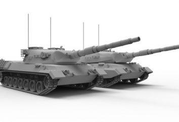 """Czołgi """"Leopard"""" roszczenie do światowego przywództwa"""