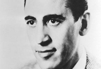 Écrivain américain Jerome David Salinger: biographie, créativité