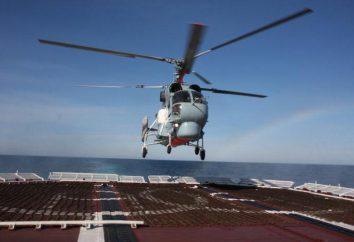 Die Hubschrauber des Schiffes Ka-27: Beschreibung, technische Spezifikationen, Layout und Geschichte