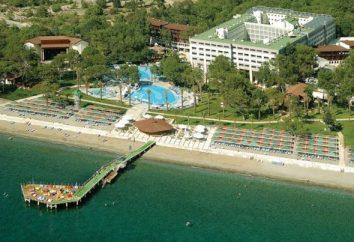 """Hotel """"Mirada del Mar"""": comentários de turistas de diferentes categorias"""