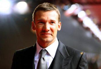 Andrey Shevchenko – el jugador de fútbol más exitoso de la CEI
