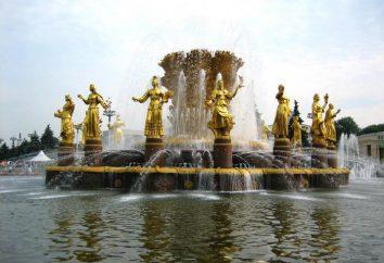 Gdzie można chodzić w Moskwie w lecie? Moskwa parki, gdzie można chodzić?