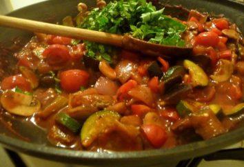 Recette pour un ragoût de légumes multivarka: savoureux et sain
