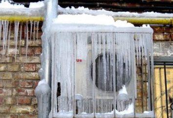 Visier für die Klimaanlage für ein paar Stunden
