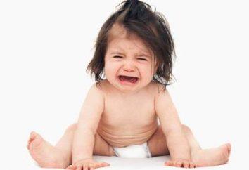Wie ein Husten in einem Baby richtig zu behandeln?