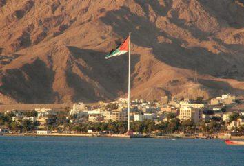 Les pays arabes Jordanie – Uni: description