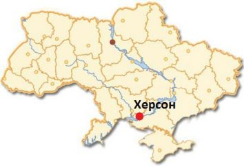 Où se trouve Kherson? Bref historique et les attractions de la ville