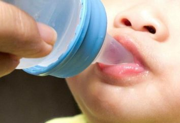 próchnica butelek: przyczyny, leczenie, zapobieganie