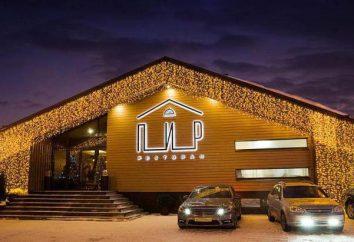 "Restauracja ""Uczta"" (Kazan): opis menu"