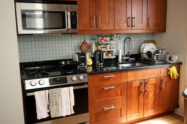 Comment changer la cuisine de petite taille