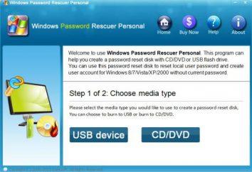 Program odzyskiwania systemu Windows 7. Przegląd Recovery Software Windows 7