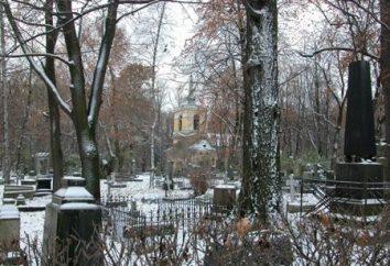 Volkovskoye Cimitero – Storia e presente