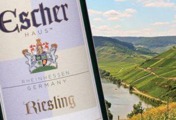 """""""Eshera"""" jest wino z Abchazji. Opis i recenzje"""