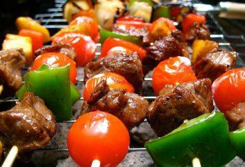 Jak marynować mięso na grilla, dotarcie do soczyste i smaczne