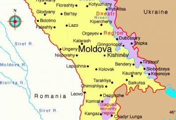 Tiraspol dove? Tiraspol, Transnistria: mappa, le foto