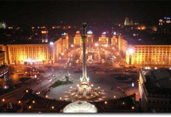 Kiev: popolazione, la sua struttura e prospettive di sviluppo