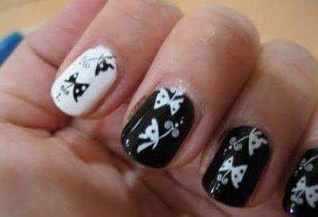 ongles Stamping: comment utiliser et d'autres secrets professionnels