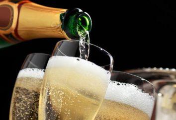champagne Retenue de Tsimlyansk – le choix de beaucoup