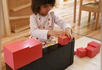 Travail individuel avec les enfants du groupe préparatoire: informations générales