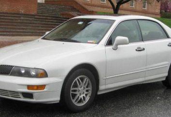 """História e descrição do carro """"Mitsubishi Diamante"""""""