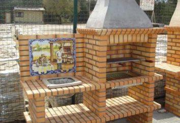 Da der Garten Ofen aus