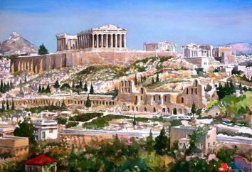 Acropoli di Atene – un tesoro della cultura mondiale