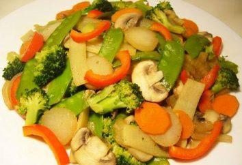 Brokuły: przepis dania warzywne lato