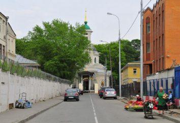 Pyatnitskoye cmentarz w Moskwie. Historia i teraźniejszość