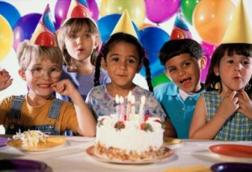 O que cozinhar para o aniversário das crianças: quais devem ser os pratos?