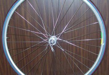 koła roweru – jedna z najważniejszych części
