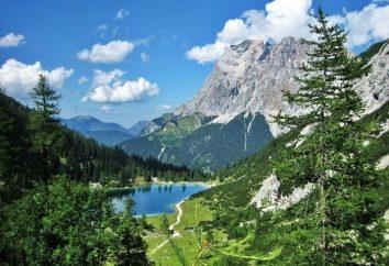 Alpen: Wo sind diese schöne Berge?