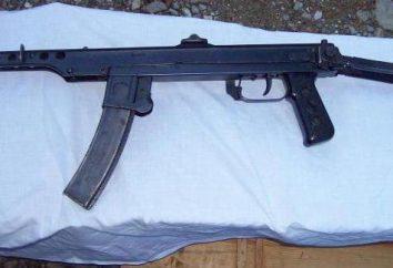 Pistolet maszynowy Sudayev: przykład geniuszu broni od wieków