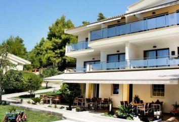 Hôtel Rahoni Cronwell Parc Hôtel 5 * (Grèce, Halkidiki, Kassandra): description, services, commentaires